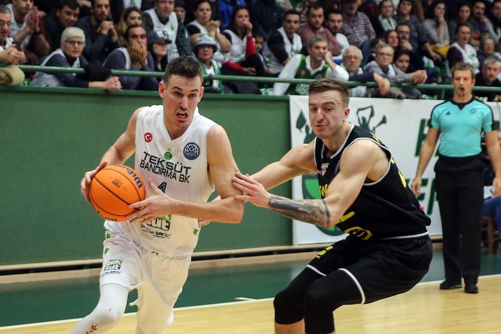 Bandırma Evinde Antwerp'i Rahat Geçti – Basket Servisi