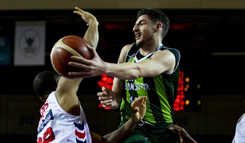 Ormanspor'dan Bahçeşehir'e Farklı Tarife – Basket Servisi